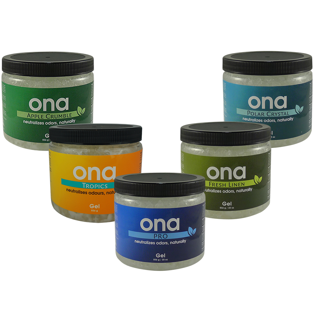 ONA Gel - Eliminate Odours
